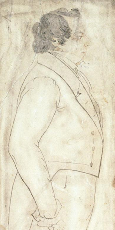 Joseph Smith in a Broadcloth Suit