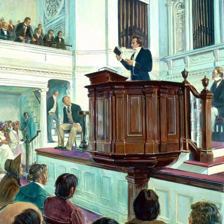 Joseph Smith Testifies of the Book of Mormon