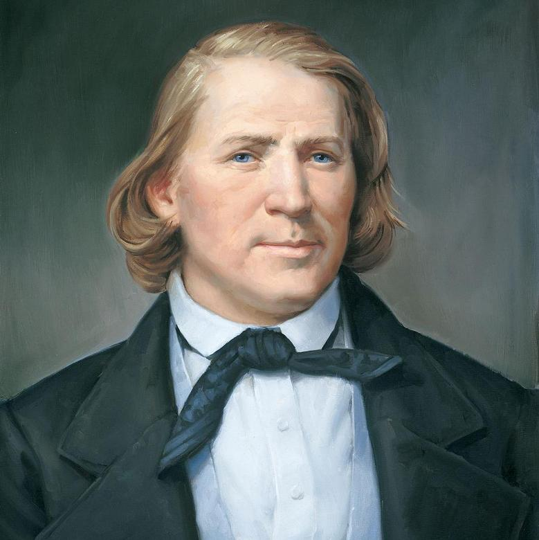 Brigham Young, American's Moses