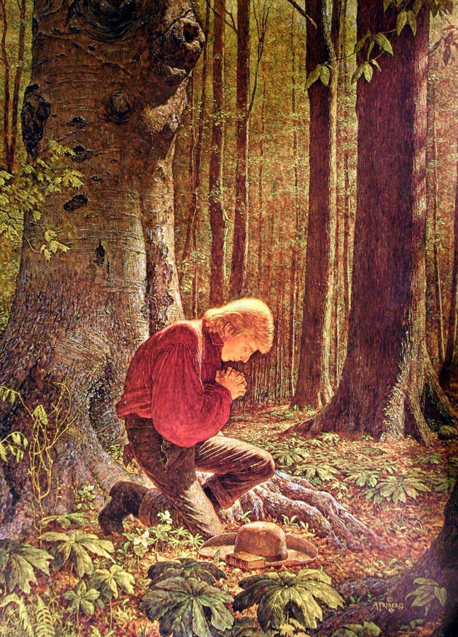 Image result for joseph smith praying